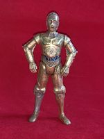 Star Wars Power of the Force: C-3PO with Removable Limbs - Complete Loose Action Figure